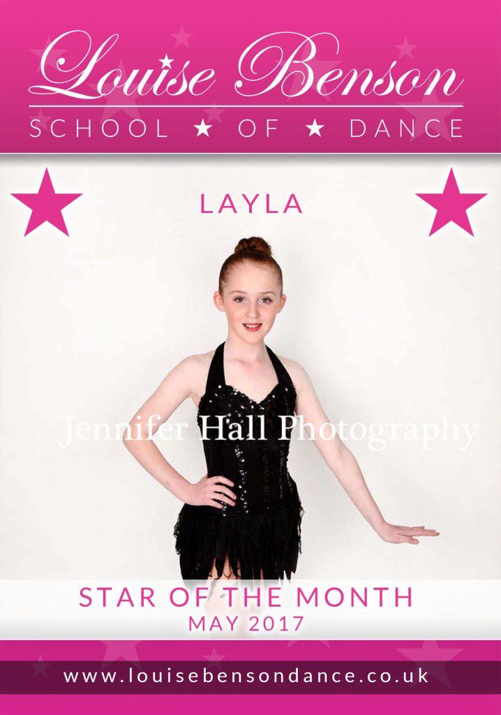 May 2017 - Layla