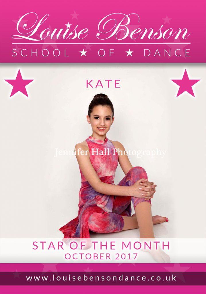 October 2017 - Kate