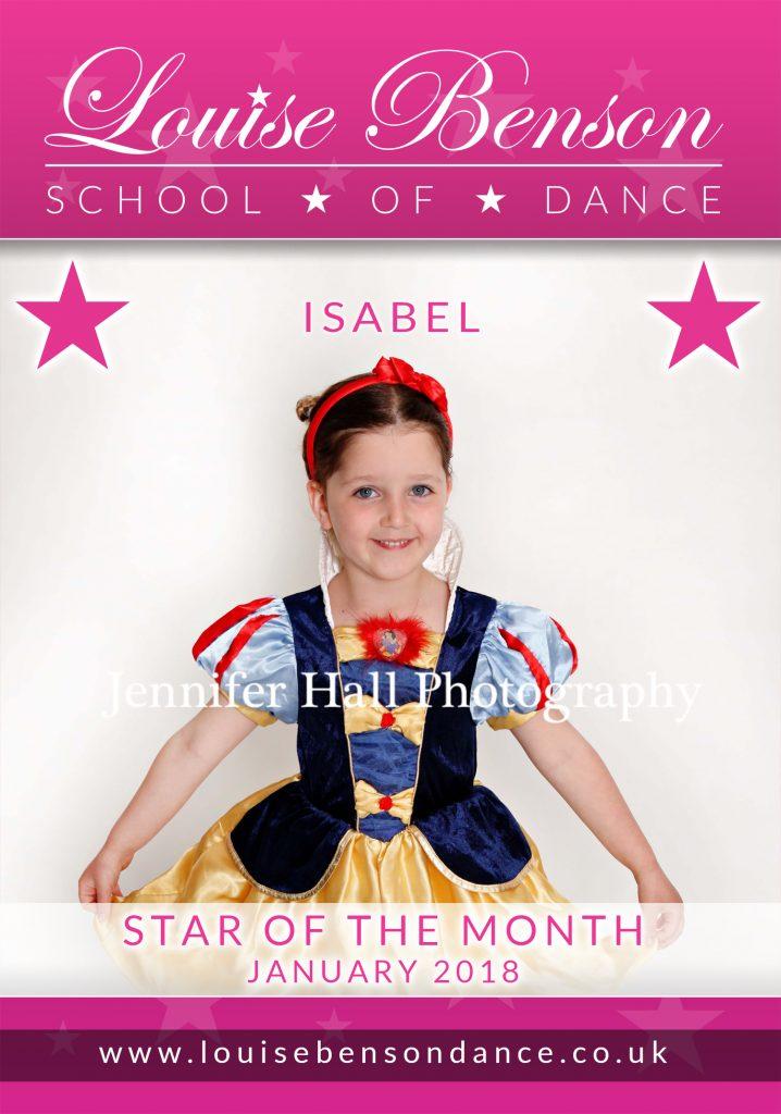 January 2018 - Isabel
